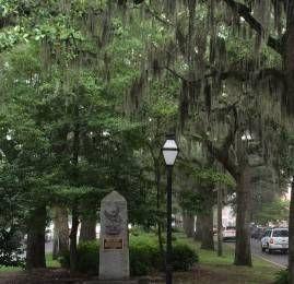 Conhecendo Savannah na Geórgia