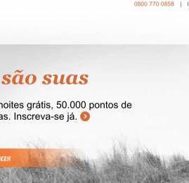 Ganhe até 50.000 pontos ou 2 noites grátis durante promoção da rede de hotéis IHG
