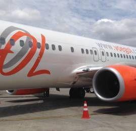 GOL anuncia internet via satélite e entretenimento a bordo