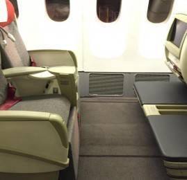 EXCLUSIVO ! Nova Classe Executiva da TAM no B777-300ER
