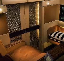Etihad anuncia melhorias nos serviços à bordo