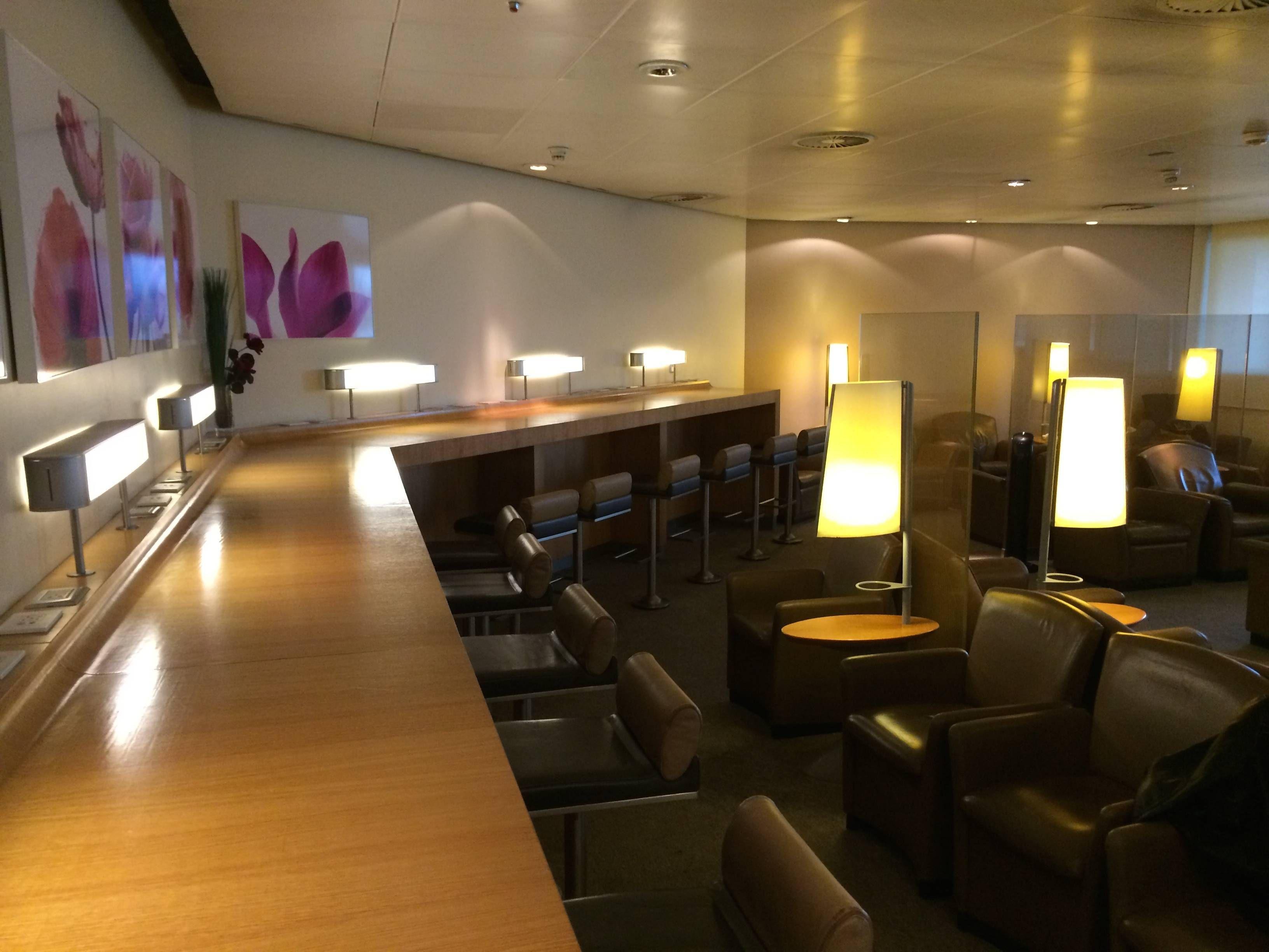 sala vip airfrance klm no aeroporto de guarulhos. Black Bedroom Furniture Sets. Home Design Ideas