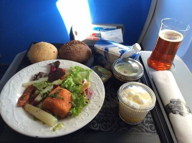 klm business class b737 executiva passageirodeprimeira