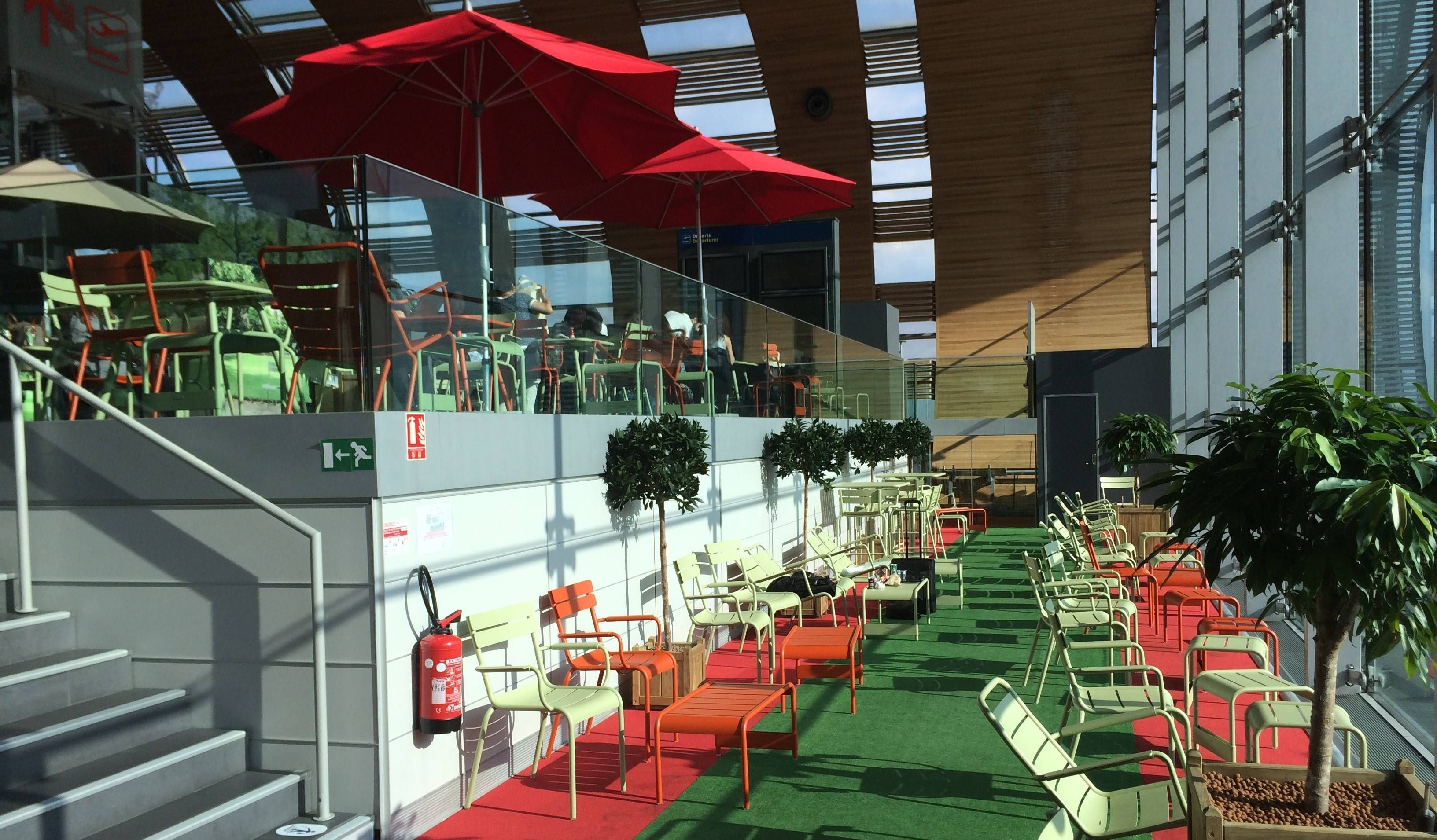 Sala VIP Air France Pop Up Lounge – Aeroporto de Paris (CDG)