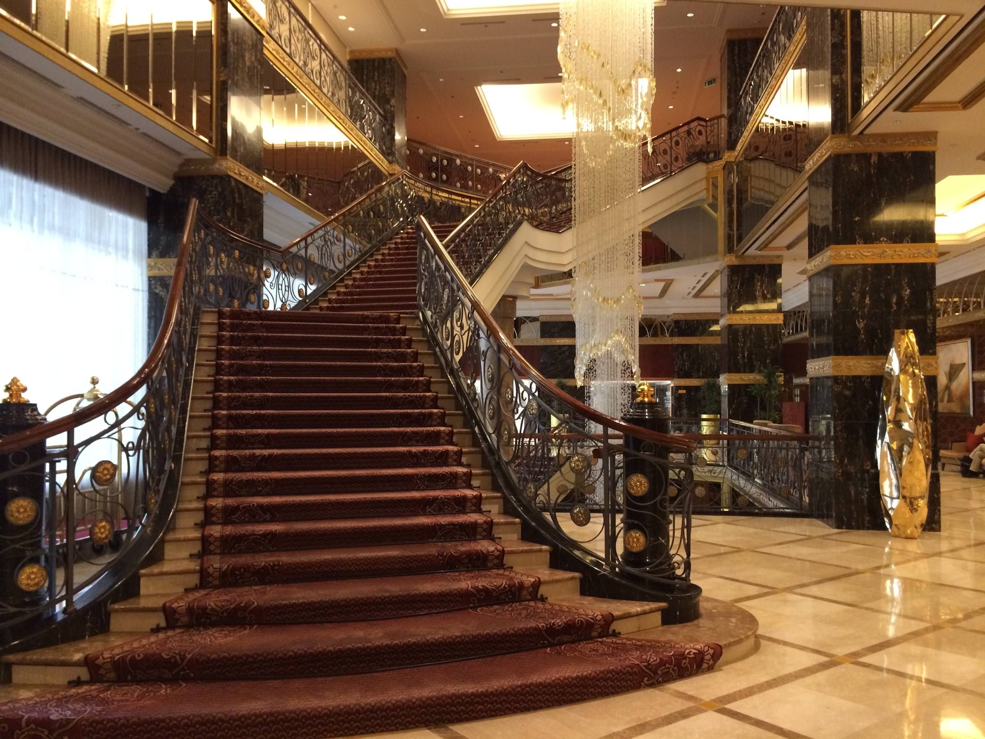hotel lotte moscow