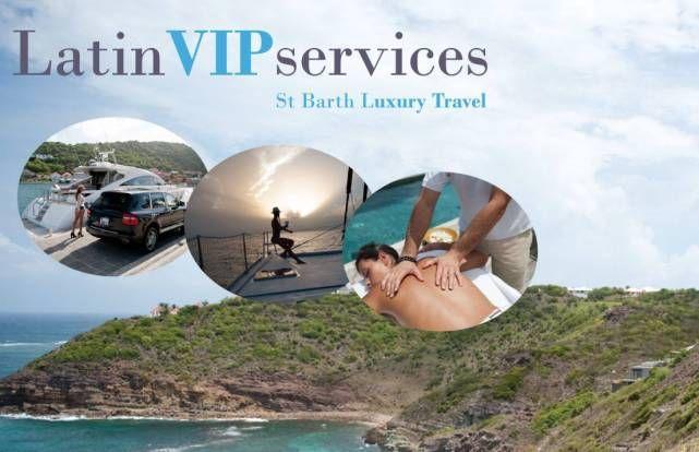 latin vip services