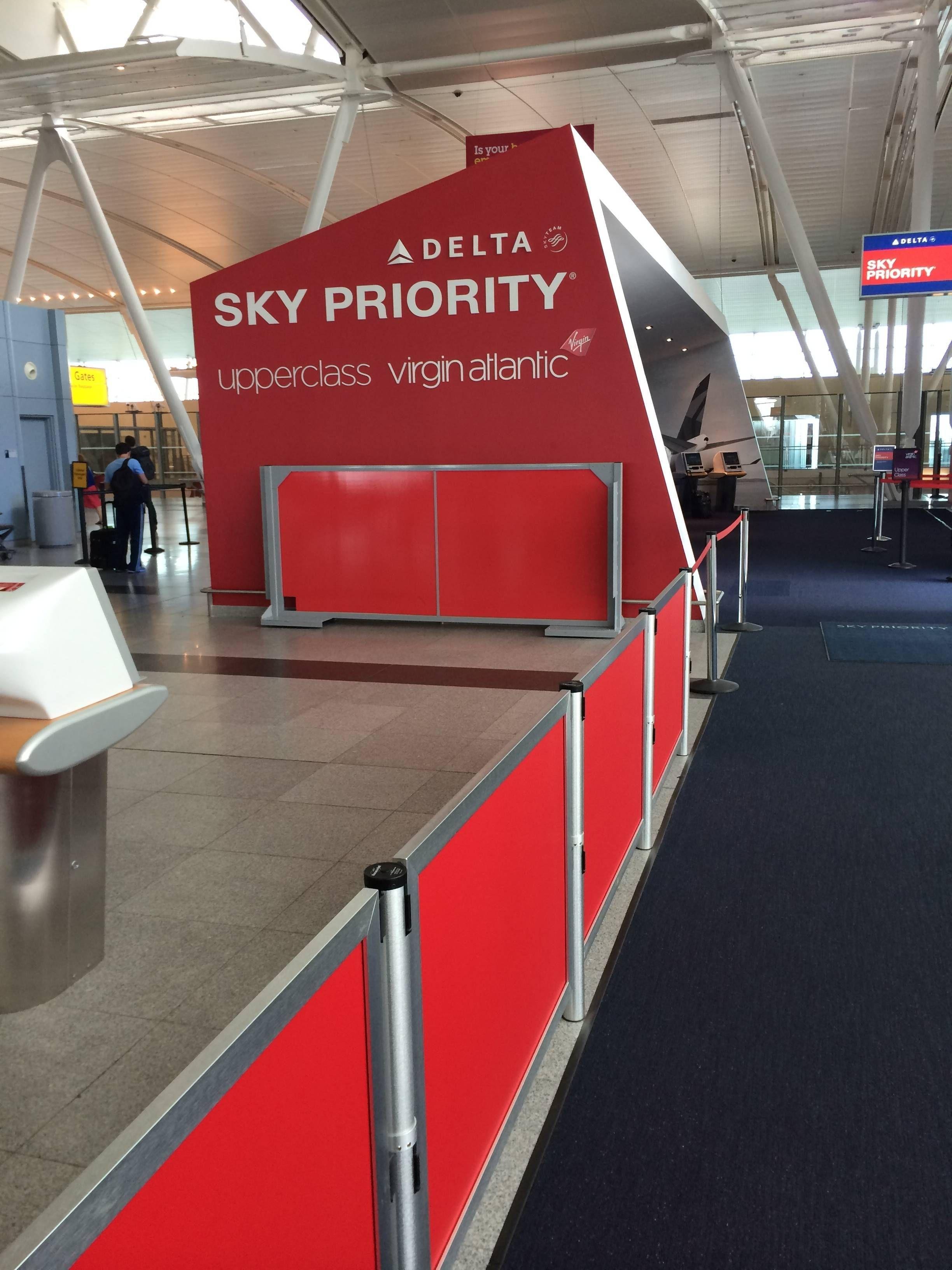 Delta SkyClub JFK