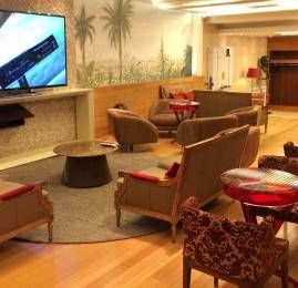 Sala VIP Primeira Classe da TAM – Aeroporto de Guarulhos