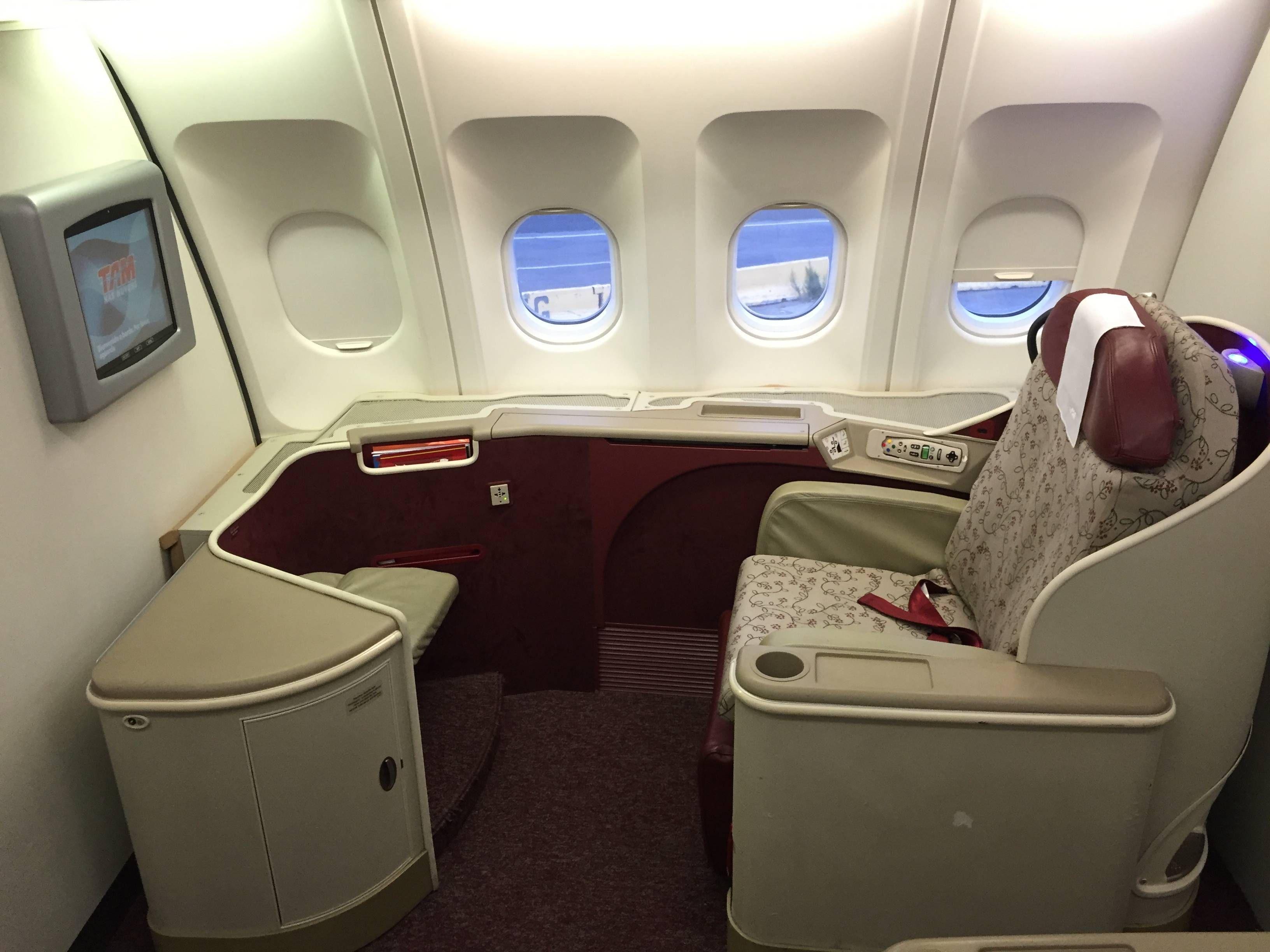 TAM PRIMEIRA CLASSE A330