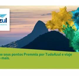 Premmia da Petrobras oferece bônus na transferência para o TudoAzul