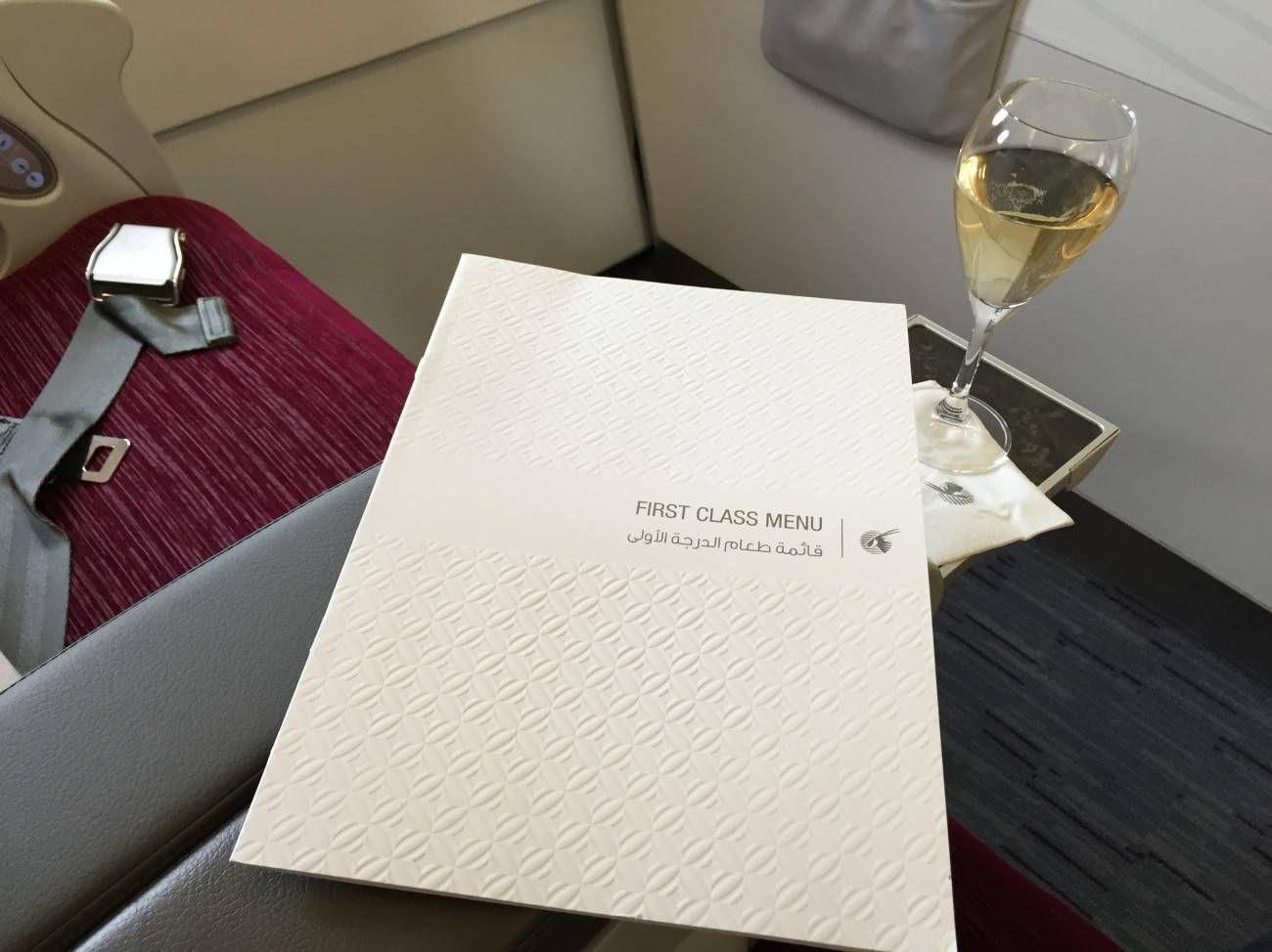 qatar a321 first class