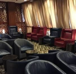 Sala VIP Al Dhabi Lounge – Aeroporto de Abu Dhabi (AUH)