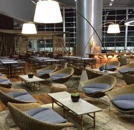 Star Alliance Lounge no Aeroporto de São Paulo (GRU)