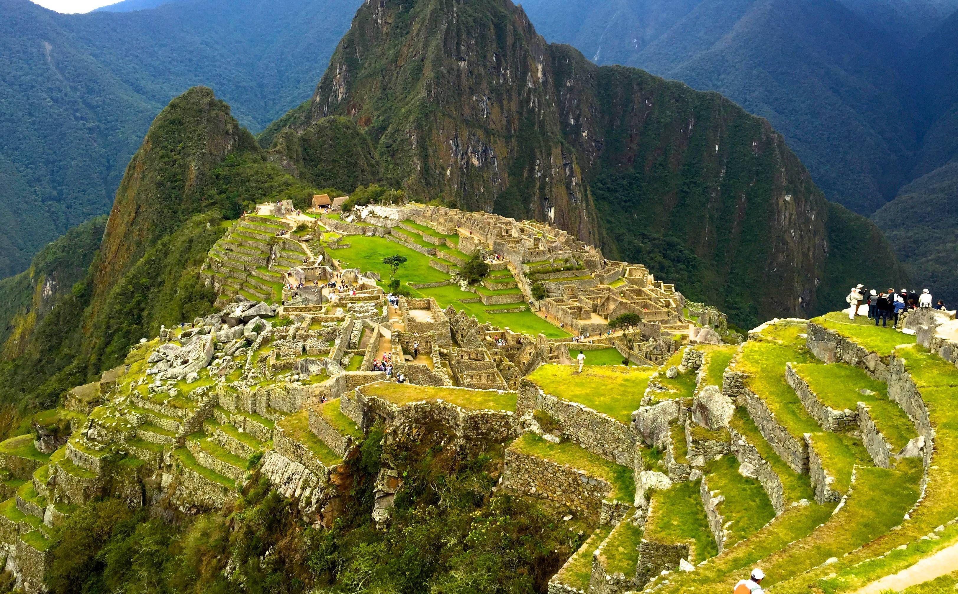 Visitando o Vale Sagrado e Machu Picchu