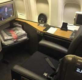 Vai viajar de Primeira Classe com a American Airlines p/ Miami? Fique atento com overbooking!