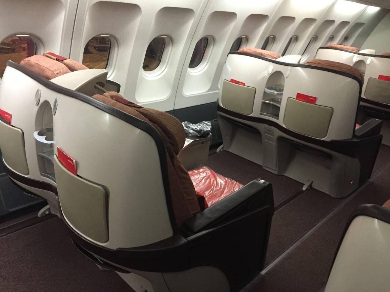 iberia a340-300 business class casse executiva passageirodeprimeira