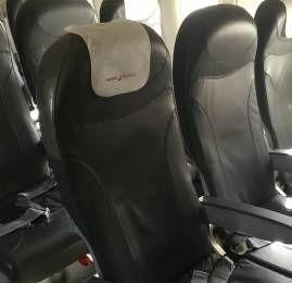 Classe Executiva da Iberia no A321