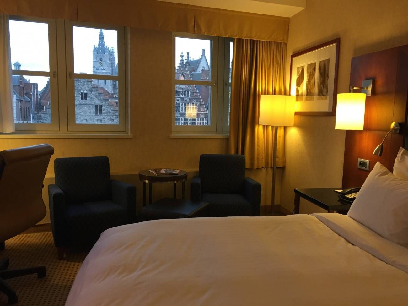 marriott ghent