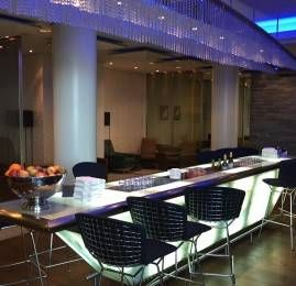 Sala VIP British Airways – Aeroporto de Bruxelas (BRU)