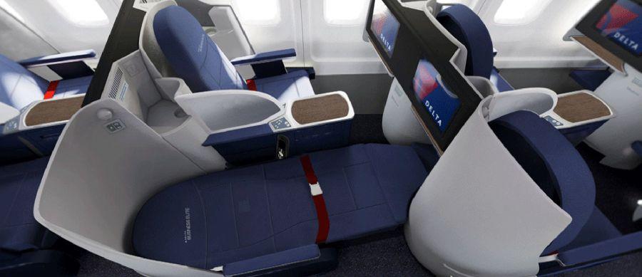 delta 757 flatbed