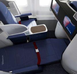 Delta solicita autorização para operar rota entre Brasilia e Orlando