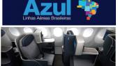 Conheça como serão os novos assentos dos aviões da Azul nos vôos internacionais