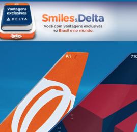 GOL amplia parceria com a Delta Air Lines com novos voos para o Canadá