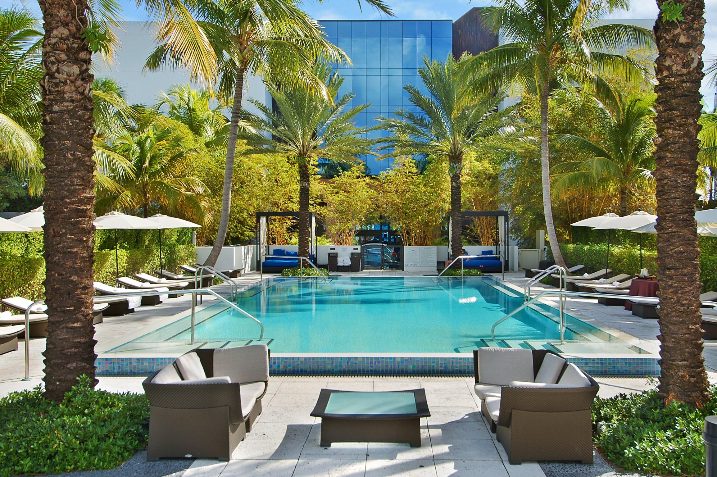 kimpton inaugura tideline resort em palm beach passageiro de primeira. Black Bedroom Furniture Sets. Home Design Ideas