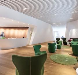 Azul não oferecerá sala vip para passageiros da classe executiva inicialmente