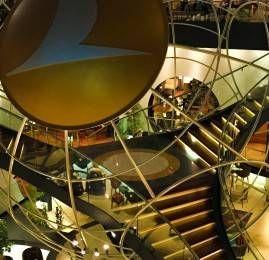 Sala VIP Turkish Airlines CIP Lounge – Aeroporto de Istambul (IST)