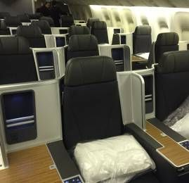 TAM, Delta e American tem passagens para os EUA à partir de R$3.700 reais em classe executiva