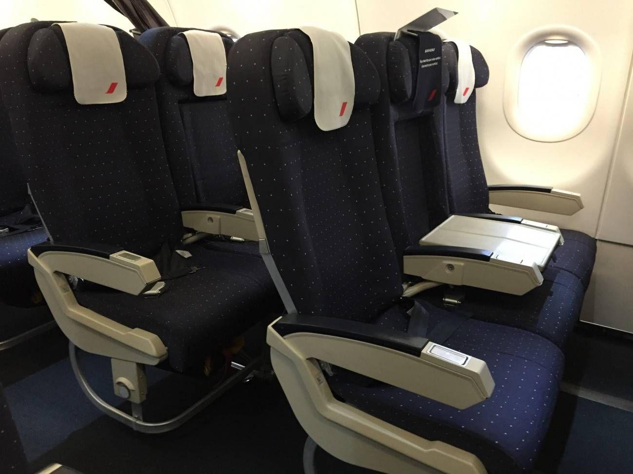 air france a320 business class
