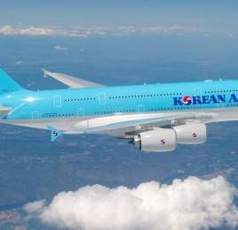 Korean Air vai ser a nova parceira do Smiles