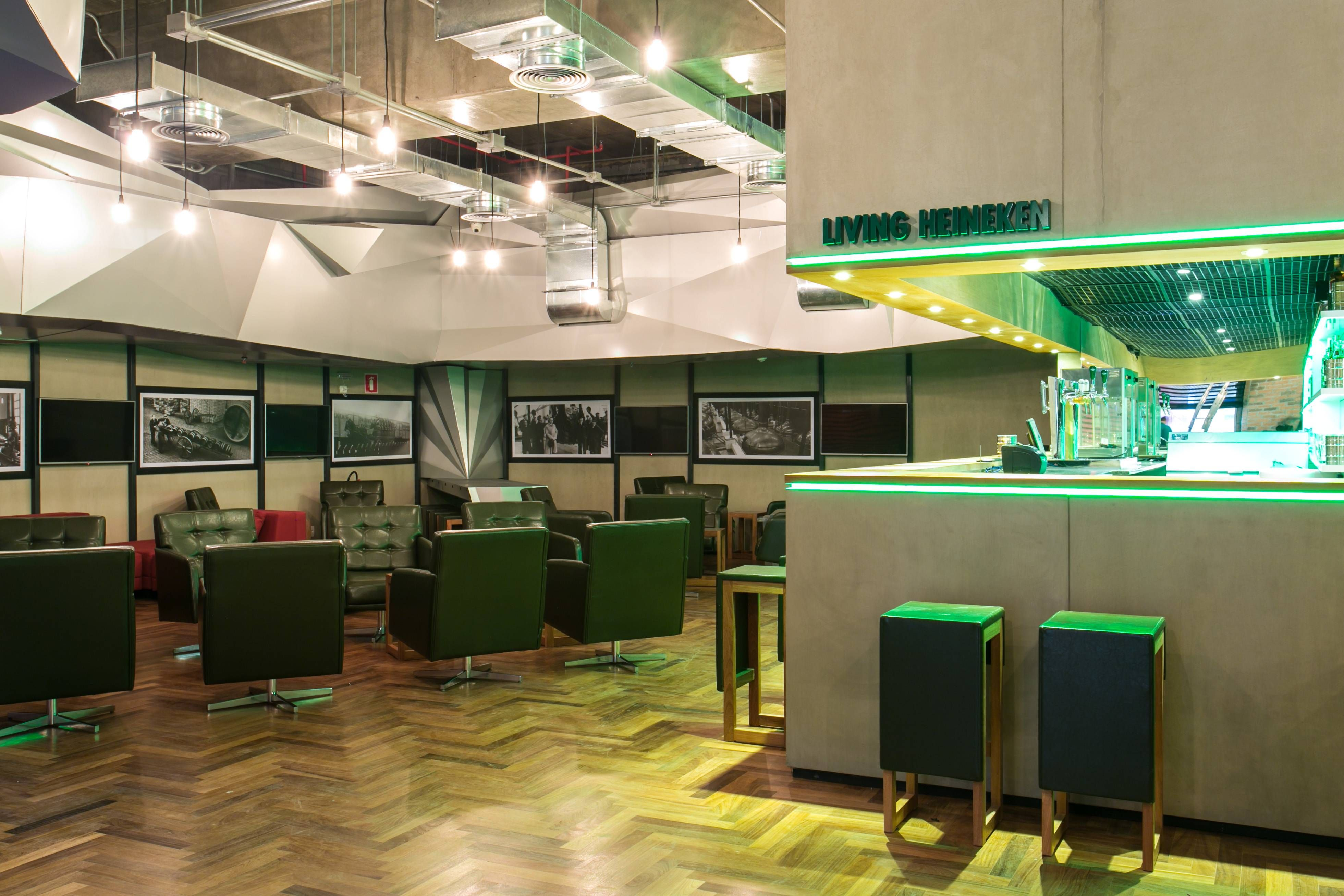 bar Heineken aeroporto guarulhos