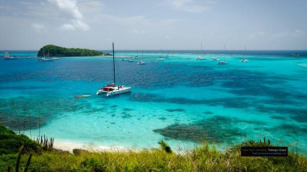 View-from-Jamesby-Tobago-Cays