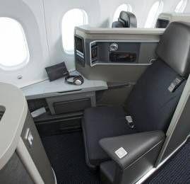 Conheça o interior do novo B787 da American Airlines