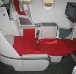 Ethiopian Airlines lança sua nova classe executiva flatbed