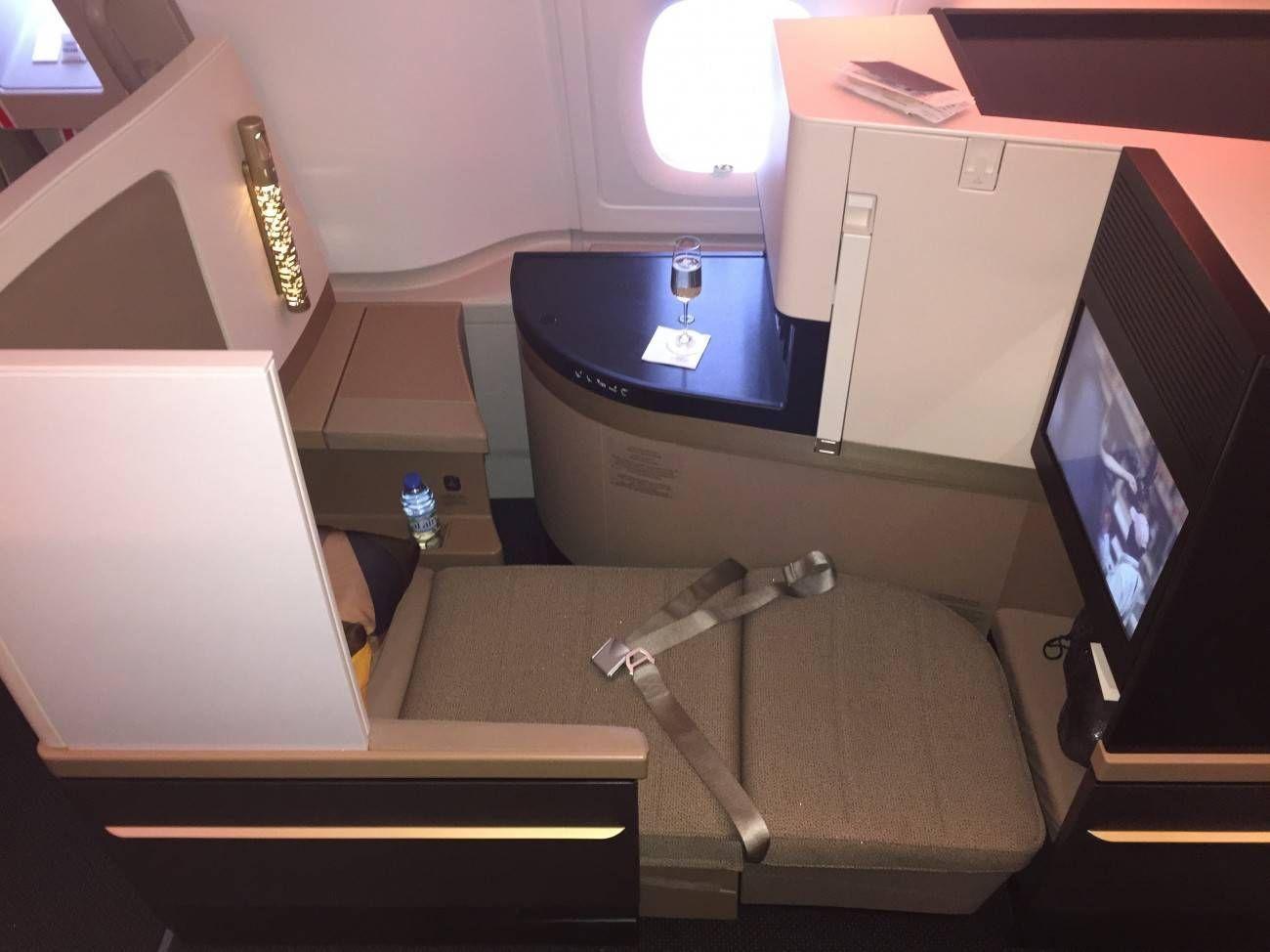 Etihad A380 Business Studio Class PassageirodePrimeira-012