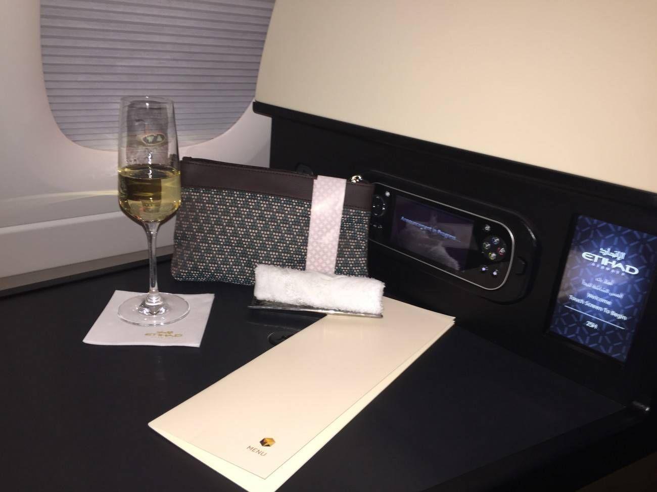 Etihad A380 Business Studio Class PassageirodePrimeira-020