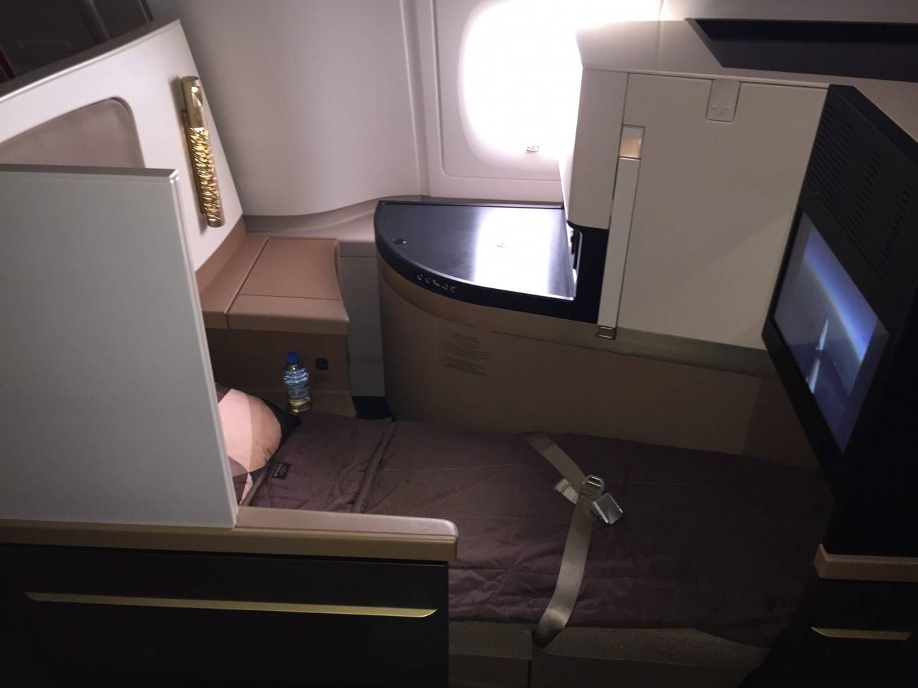 Etihad A380 Business Studio Class PassageirodePrimeira-042