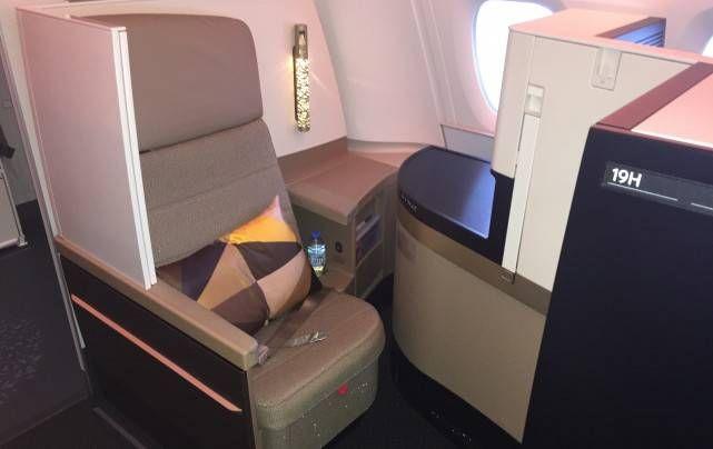 Etihad A380 Business Studio Class PassageirodePrimeira-08