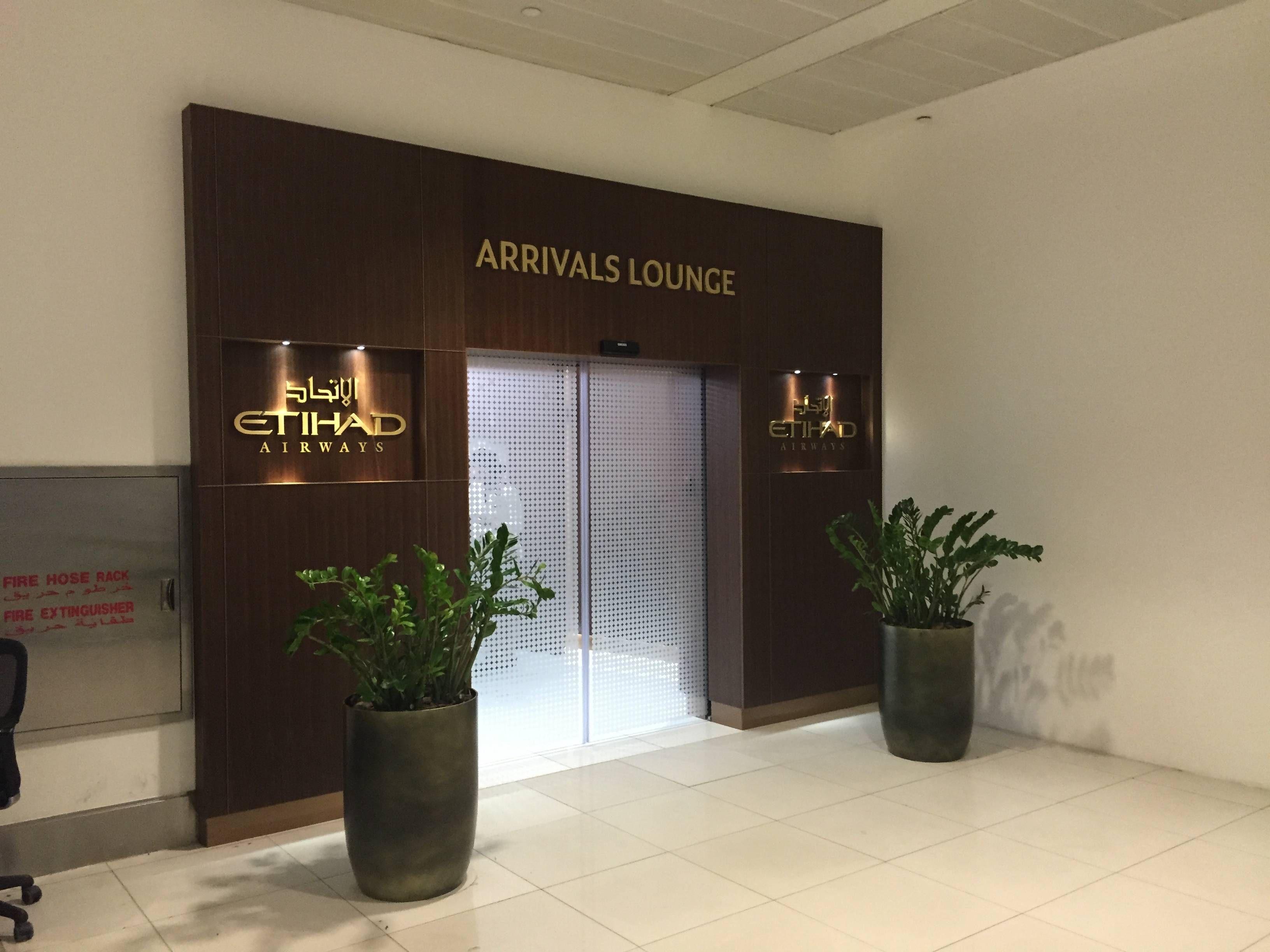 Etihad Arrivals Lounge Abu Dhani Passageirodeprimeira1