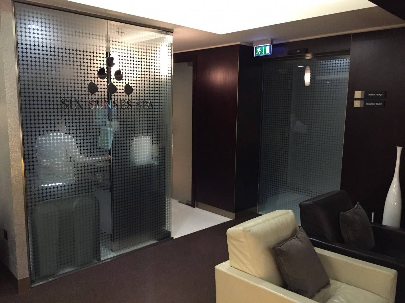 Etihad Lounge London Heathrow - Passageirodeprimeira 16