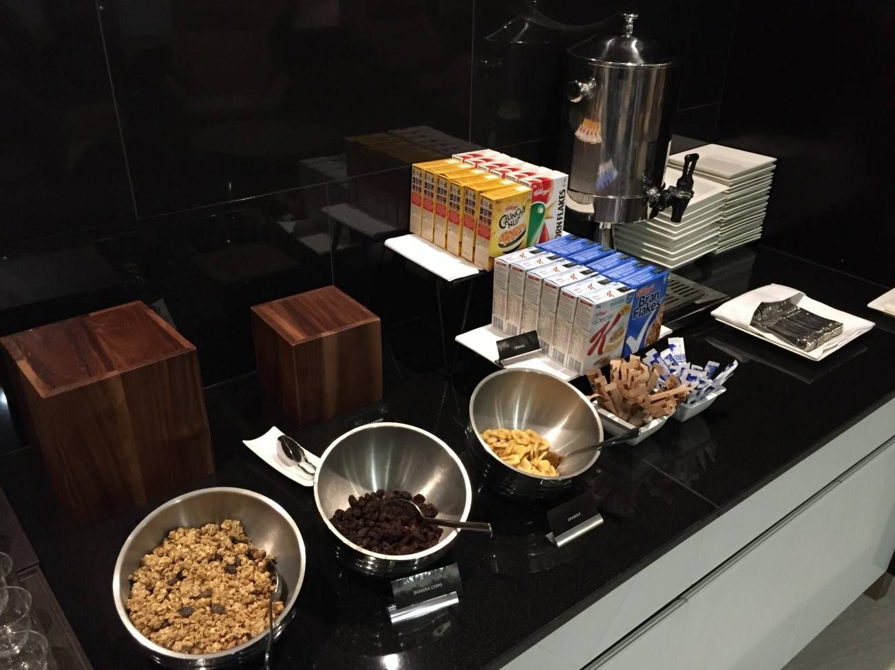 Etihad Lounge London Heathrow - Passageirodeprimeira 21