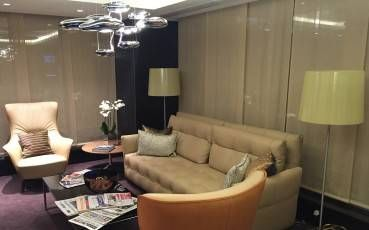 Etihad Airways First and Business Class Lounge – Aeroporto de Londres (LHR)