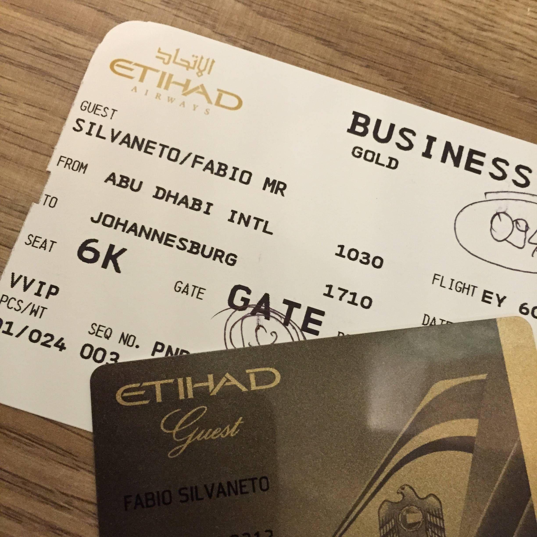 Etihad Premium Check-in Abu Dhabi Passageirodeprimeira8