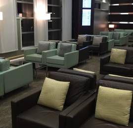 Etihad Premium Lounge – Aeroporto de Abu Dhabi (AUH)