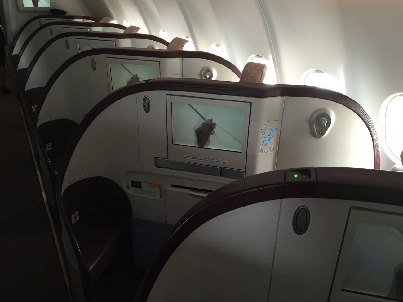 Jet Airways A330 Business Class Etihad Passageirodeprimeira -06