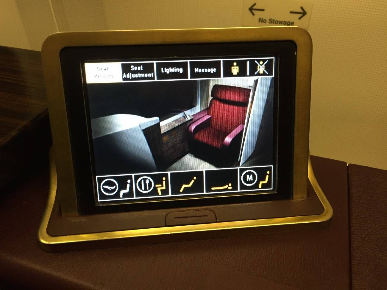 Jet Airways B777 First Class Etihad Passageiro de Primeira-05