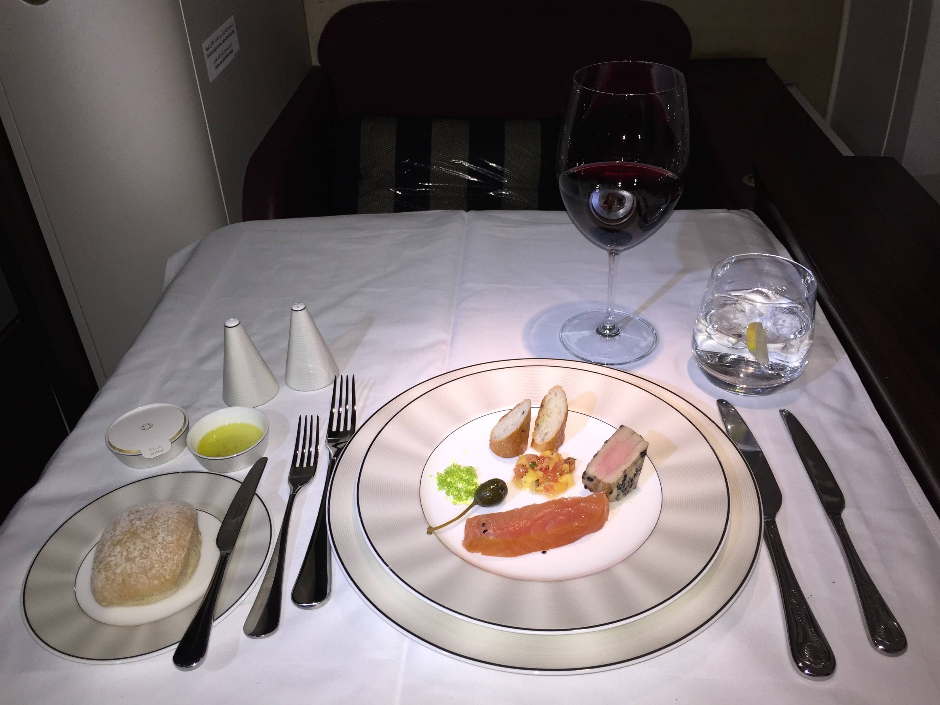 Jet Airways B777 First Class Etihad Passageiro de Primeira-34